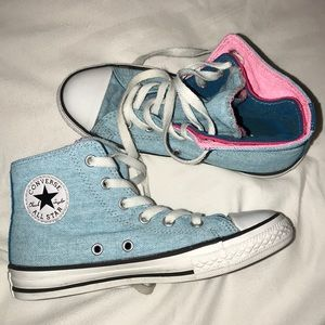 Chuck Taylor all star classic converse layered